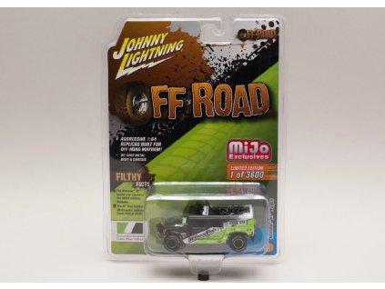 Hummer H1 Wagon #1014 BFGoodrich 1 64 Johnny Lichtning JLCP 7155 01