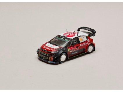 Citroen C3 WRC #10 Rally Portugal 2018 1 43 IXO RAM675 01