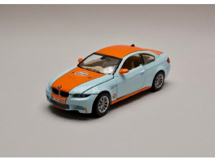 BMW M3 Coupe Gulf serie 1 24 Motor Max 79644 01