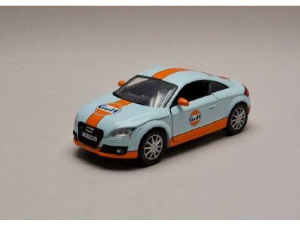 Audi TT Coupe Gulf serie 1 24 Motor Max 79645 01