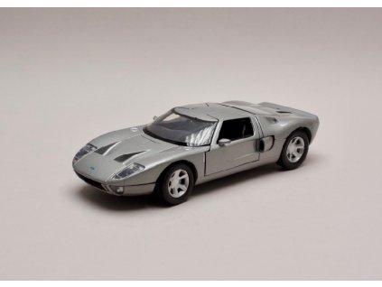 Ford GT Concept metalíza šedá 1 24 Motor Max 73297 01
