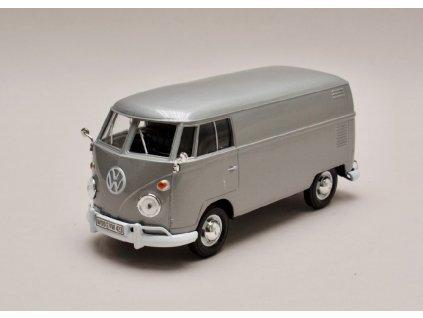 Volkswagen Type 2 (T1) Delivery Van šedá met1 24 Motor Max 79342 01