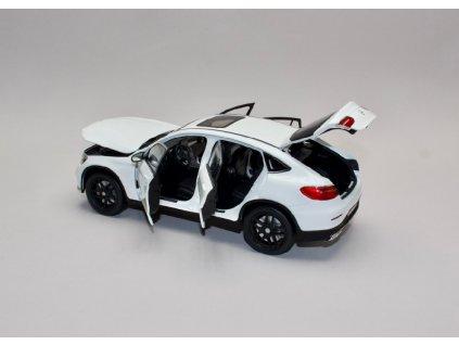Mercedes Benz GLC Coupé (X205) 2018 bílá 1 18 I scale 118000000006 05
