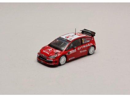 Citroen C4 WRC #1 Rallye Monte Carlo 2007 1 43 Champion 01