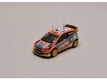 Ford Fiesta RS WRC #21 Rallye Monte Carlo 2015 1 43 Champion 01