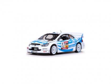 Peugeot 307 WRC #5 Rally du Var 2011 1 43 Vitesse 43045 01