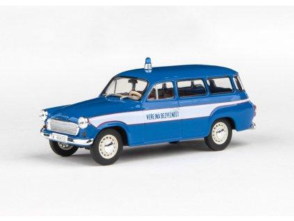 Škoda 1202 1964 Veřejná Bezpečnost 1 43 Abrex 143ABS 728XA1 01