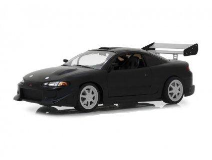 Mitsubishi Eclipse 1995 černá 1 18 Greenlight 19040 01