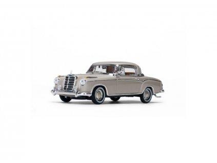 Mercedes Benz 220SE Coupe 1958 Cream 1 43 Vitesse 28661 01