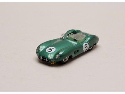 Aston Martin DBR1 1:300 #5 Winner LeMans 1959 1 43 IXO LM1959 01