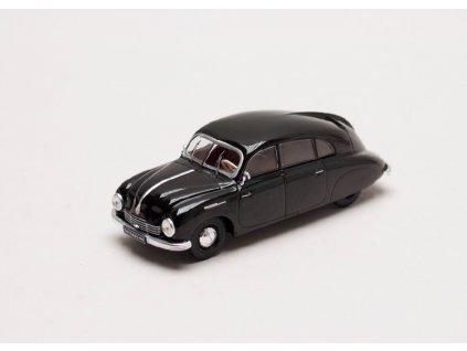 Tatra T600 Tatraplan černý 1 43 IXO 01