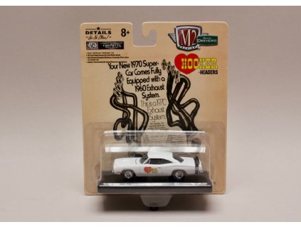 Dodge Super Bee 440 1970 %22Hooker Headers%22 1 64 M2 Machines 01