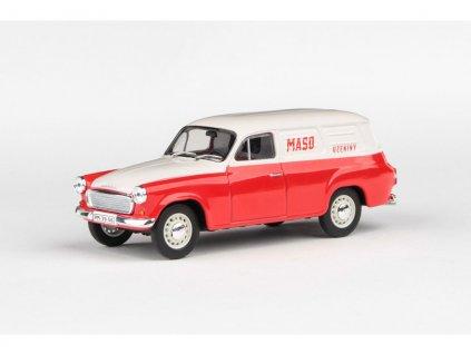 Škoda 1202 1965 Maso Uzeniny 1 43 Abrex 143ABS 729FA01 01