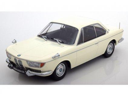 BMW 2000 CS 1965 krémová 1 18 KK scale KKDC 180121 01