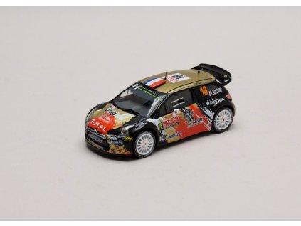 Citroen DS3 WRC #18 Rally Monte Carlo 2015 1 43 Champion 01