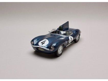 Jaguar E Type #4 vítěz 24H LeMans 1956 1 18 CMR CMR142 01
