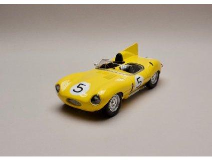 Jaguar E Type #5 24H LeMans 1956 1 18 CMR CMR143 01