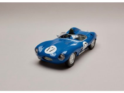 Jaguar E Type #17 3rd 24H LeMans 1957 1 18 CMR CMR145 01