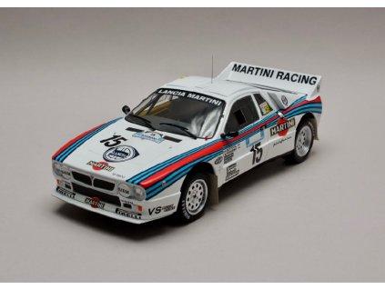 Lancia 037 Rally #15 Rally Acropolis 1983 Martini 1 18 IXO 18RMC054B 01