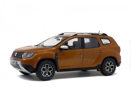 Dacia Duster MK2 2018 oranžová 1 18 Solido S1804601 01