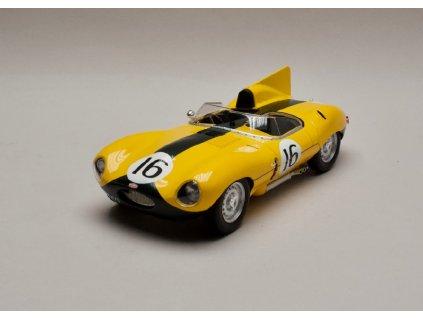Jaguar D Type #16 24H LeMans 1957 1 18 CMR CMR 144 01