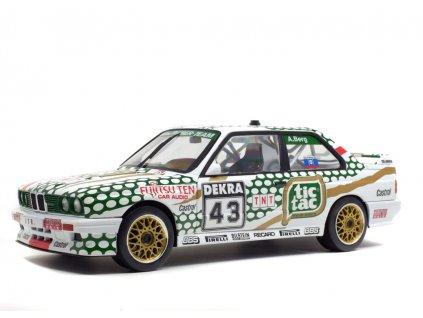 BMW M3 E30 #43 DTM 1991 Sport Evolution 1 18 Solido 1801505 01
