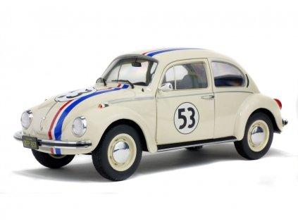 Volkswagen Beetle ( Käfer ) 1303 #53 Herbie 1973 1 18 Solido 1800505 01