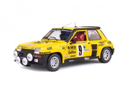 Renault 5 Turbo #9 Rallye Monte Carlo 1982 1 18 Solido S1801311 01