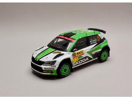 Škoda Fabia R5 #31 Rally Catalunya 2018 1 18 IXO 18RMC050A 01