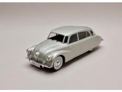 Tatra 87 1937 stříbrná 1 18 MCG 18221 01