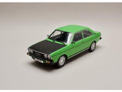 Audi 80 GTE B1 1972 zeleno černá 1 18 KK scale 180032 01