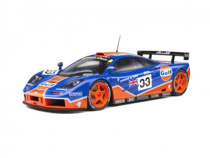 McLaren F1 GTR #33 9th 24h LeMans 1996 1 18 Solido 1804101 01
