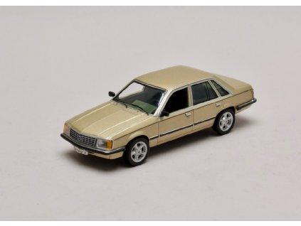 Opel Senator A 1978 1982 zlatá metalíza 1 43 Schuco 93199158 01