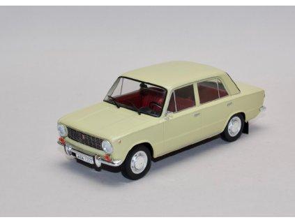 Lada 1200 1970 (Vaz 2101) pískově žlutá 1 24 WhiteBox 124061 01