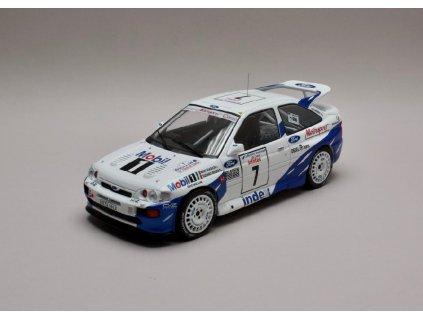 Ford Escort RS Cosworth #7 7th Rallye Tour de Corse 1993 1 18 IXO 18RMC055B 01