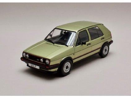 Volkswagen VW Golf II GTI 5 dvéřový světle zelená metalíza 1 18 MCG 18203 01