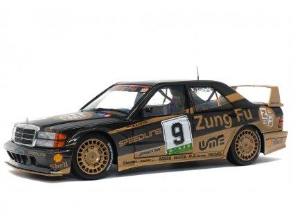 Mercedes Benz 190E 2.5 16 Evo II #9 Macau Grand Prix 1991 1 18 Solido 1801003 01