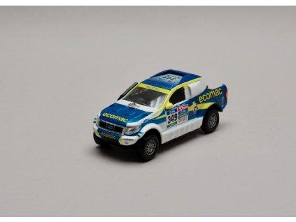Ford Ranger #349 Rally Dakar 2016 1 43 Magazine models 01