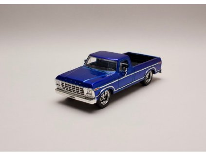 Ford F 150 1979 modrá 1 24 Jada Toys 31597 01