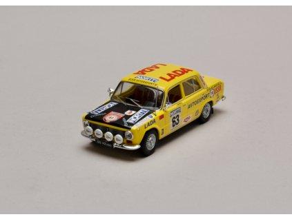 Lada 1300 #63 Rally of the 1000 Lakes 1975 1 43 IXO RAC297 01