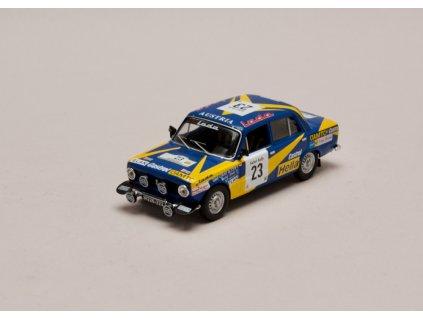 Lada 1600 #23 Rallye Safari 1982 1 43 IXO RAC296 01