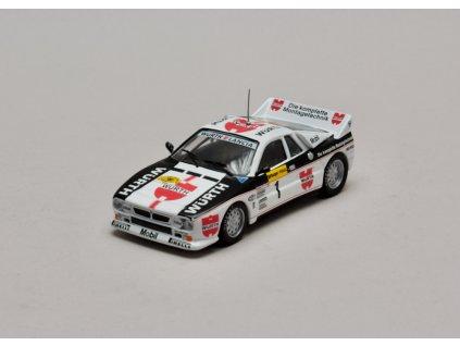 Lancia 037 #1 Vítěz Rallye Deutschland 1983 1 43 CMR WRC011 01