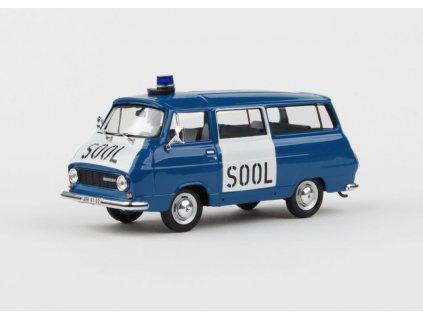 Škoda 1203 1974 SOOL 1 43 Abrex 143ABSX 715XA2 01