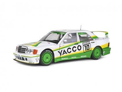 Mercedes Benz 190E 2.5 16 Evo II #10 1991 1 18 Solido 1801006 01
