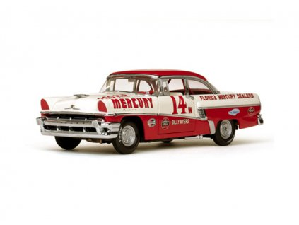 Mercury Montclair Har Top #14 vítěz Palm Beach 1956 1 18 Sun Star Platinum 5147 01