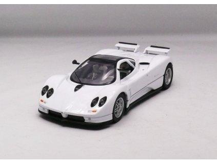 Pagani Zonda C12 bílá 1:24 Motor Max