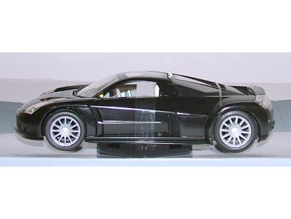 Chrysler ME Four Twelve matná černá 1:24 Mondo Motors