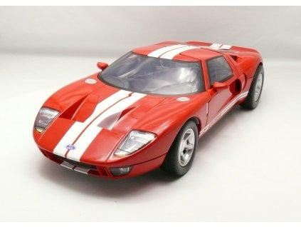 Ford GT Concept 2004 červená 1:12 Motor Max