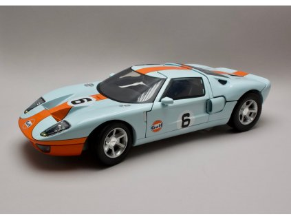 Ford GT Concept 2004 # 6 Gulf 1:12 Motor Max