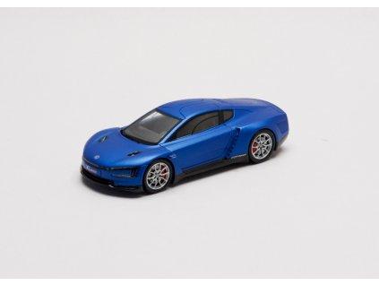 VW XL Sport modrá 1:43 Spark pro VW